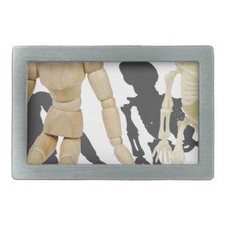 PersonSkeletonSitting103013.png Rectangular Belt Buckle