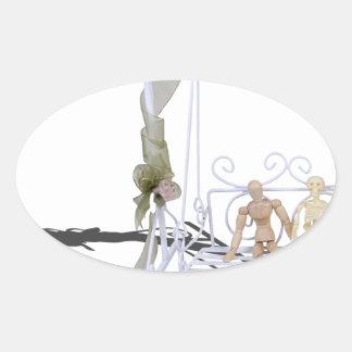 PersonSkeletonSwingSet103013.png Pegatina Ovalada