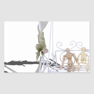 PersonSkeletonSwingSet103013.png Rectangular Sticker