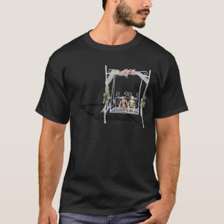PersonSkeletonSwingSet103013.png T-Shirt
