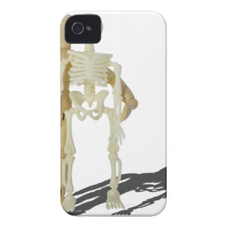 PersonStandingNextToSkeleton070315.png Case-Mate iPhone 4 Case
