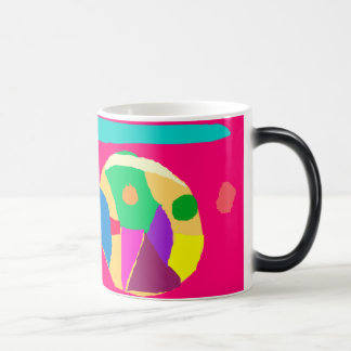 Perspectiva de la naturaleza humana de la simplici tazas de café