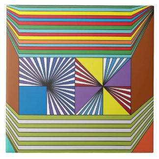 Perspectivas emergentes azulejo