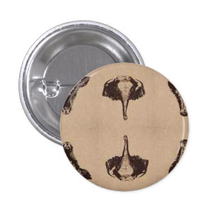 Perspective 1 Inch Round Button