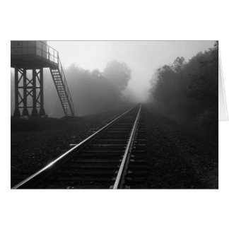 """""""Perspective"""" B & W All Occasion Photography Card"""