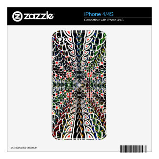 Perspective Balance iPhone 4S Skins
