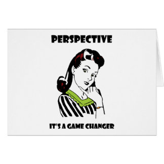 Perspective Card
