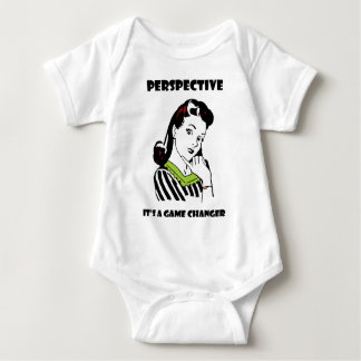Perspective - It's a Game Changer Baby Bodysuit