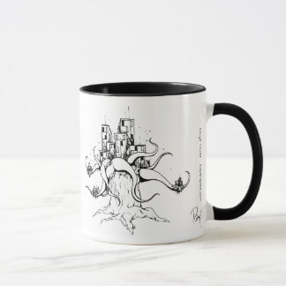 Perspective Metamorphosis Mug