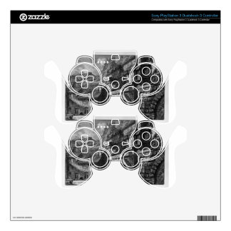 Perspective of the same monument by Giovanni PS3 Controller Decals