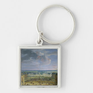 Perspective View Keychain
