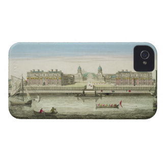 Perspective View of Greenwich Hospital on the Tham iPhone 4 Case