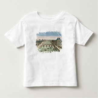 Perspective View of Paris from the Pont Royal Toddler T-shirt