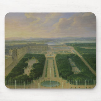 Perspective view of the chateau mouse pad