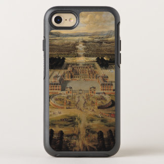 Perspective view of the Chateau OtterBox Symmetry iPhone 8/7 Case