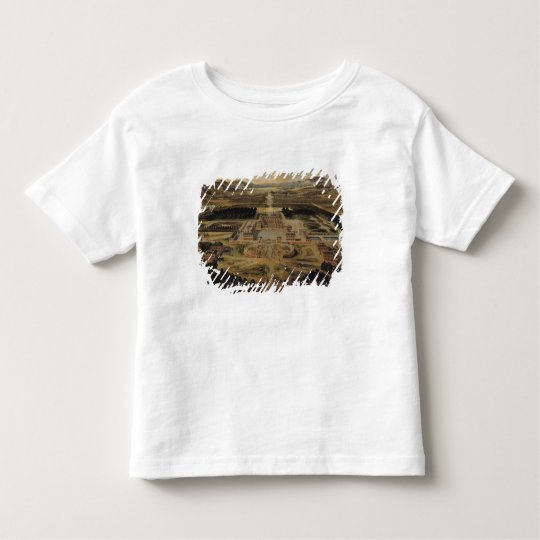 Perspective view of the Chateau Toddler T-shirt