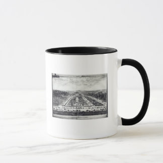 Perspective View of the Garden Mug