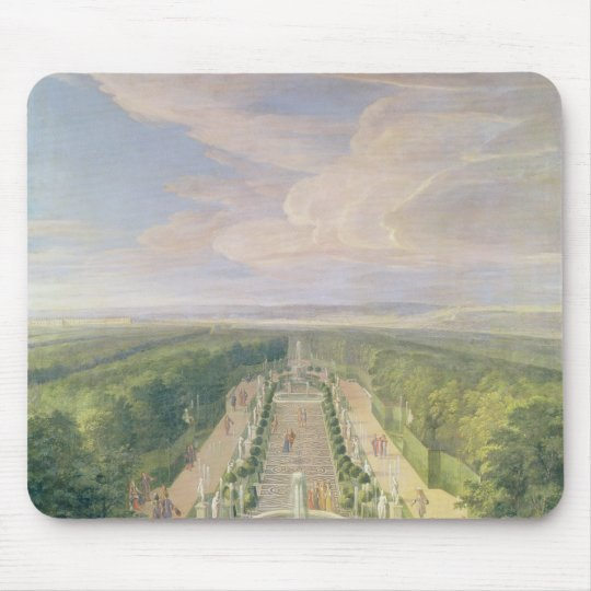 Perspective View of the Grove Mouse Pad