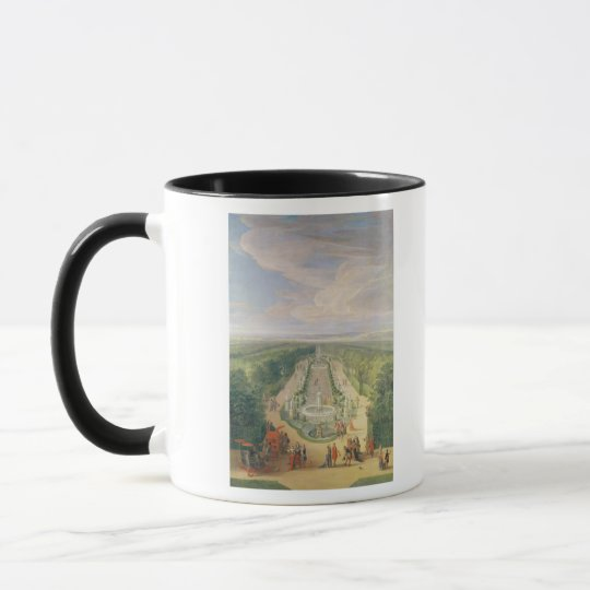 Perspective View of the Grove Mug