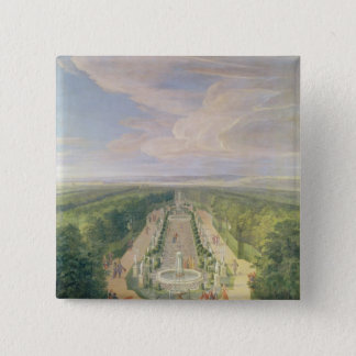 Perspective View of the Grove Pinback Button