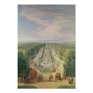 Perspective View of the Grove Poster