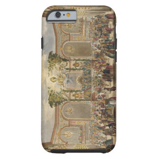 Perspective View of the Interior of the Room of th Tough iPhone 6 Case