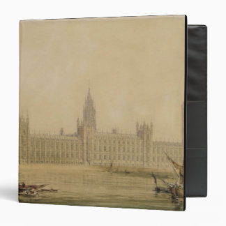Perspective View of the new Houses of Parliament, 3 Ring Binders