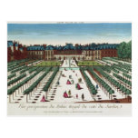 Perspective view of the Palais Royal Postcards