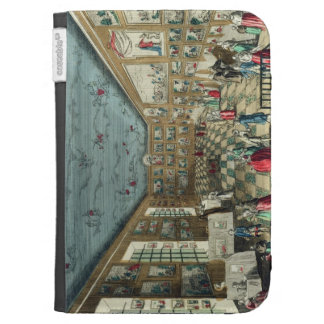 Perspective View of the Salon of the Royal Academy Kindle Keyboard Case
