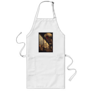 Perspective with a Portico Apron