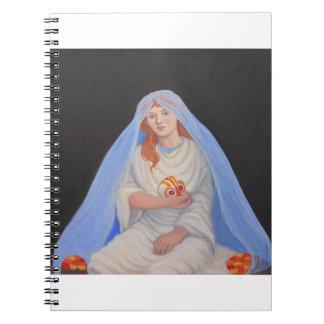 Persphone - Dia de los Muertos Notebook