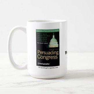 Persuading Congress mug
