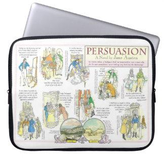 Persuasion Laptop Sleeves