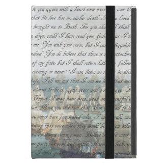 Persuasion Letter Cases For iPad Mini