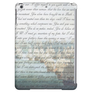 Persuasion Letter Cover For iPad Air