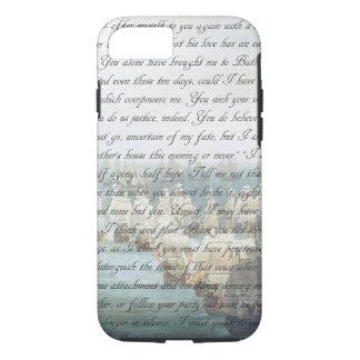 Persuasion Letter iPhone 7 Case