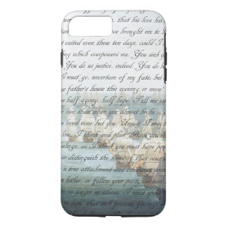 Persuasion Letter iPhone 7 Plus Case