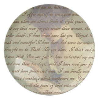 Persuasion Letter Plate