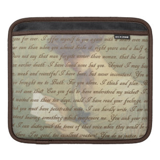 Persuasion Letter Sleeve For iPads