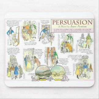 Persuasion Mouse Pad