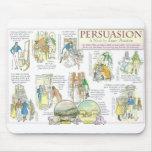 Persuasion Mousepad