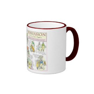 Persuasion Ringer Mug
