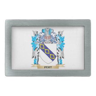Pert Coat of Arms - Family Crest Belt Buckles
