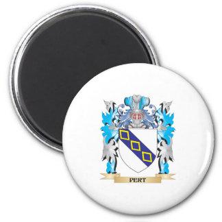 Pert Coat of Arms - Family Crest Fridge Magnets
