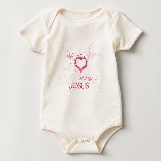pertenece a Jesús Body De Bebé