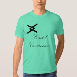 Pertenencia étnica francesa T de Cardal Convinceon Camisas