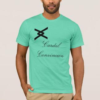 Pertenencia étnica francesa T de Cardal Convinceon Playera