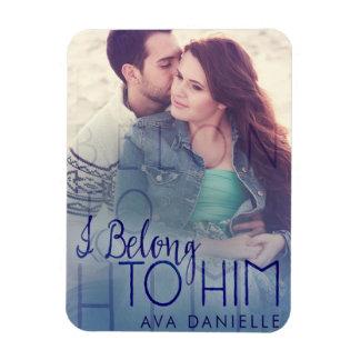 Pertenezco a él los libros de Ava Daniela Imanes Flexibles