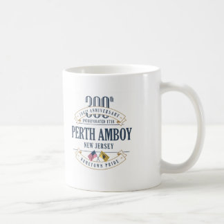 Perth Amboy, New Jersey 300th Anniversary Mug
