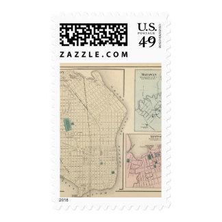 Perth Amboy, NJ Postage Stamps